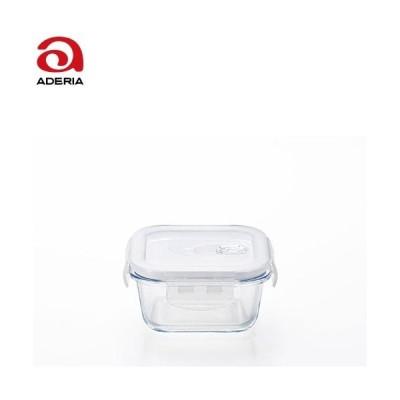 容器・キャニスター アデリア Cook-Lock レクタングル400WT H-8763 キッチン用品