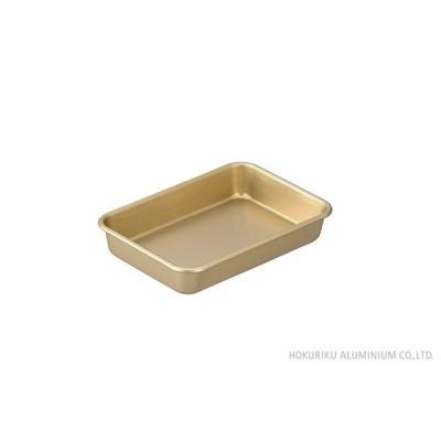 アルミバット (ゴールド) 8号 小伝具 ホクア   《 北陸アルミ しゅう酸 アルミバット 日本製 HOKUA 》