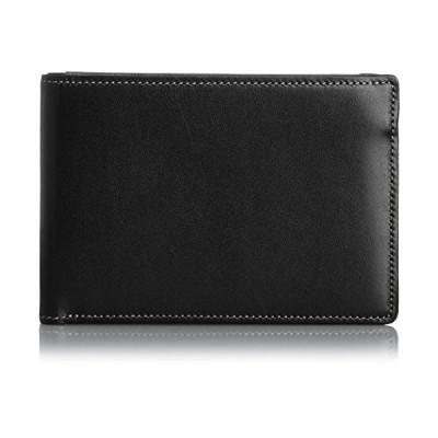 スインリー 財布 札入Lサイズ メンズ日本製 EW21548 ブラック