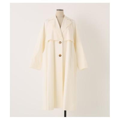 コート トレンチコート A line trench coat〈エーライントレンチコート〉