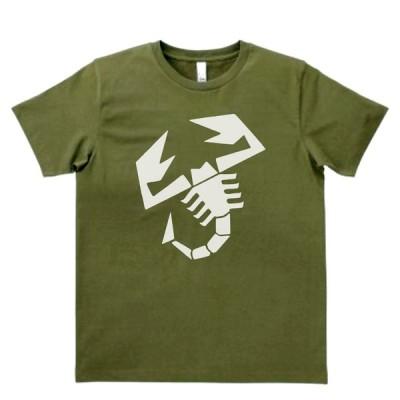 車・バイク Tシャツ  カーキー MLサイズ