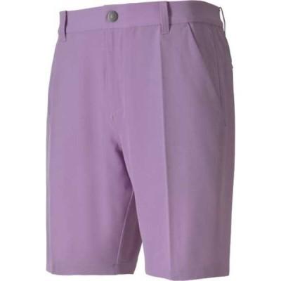 プーマ ハーフ&ショーツ ボトムス メンズ PUMA Men's Weekender 101 Golf Shorts Lupine