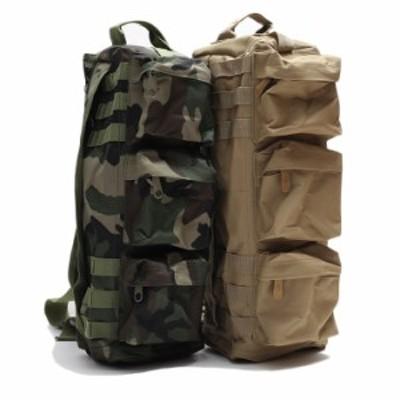 ワンショルダーバッグ 【JT-BG-SB-006】 迷彩柄 無地 SWAT BAG バック リュック タクティカル ミリタリー 特殊部隊 ガンケース サバゲー