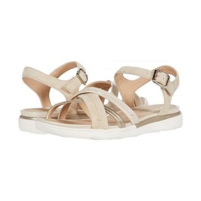 Geox ジオックス レディース 女性用 シューズ 靴 ヒール Hiver 2 - Sand/Champagne