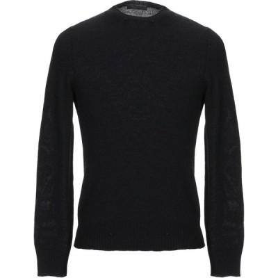 プラダ PRADA メンズ ニット・セーター トップス cashmere blend Black