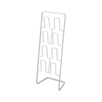 スリッパラック W220×D155×610mm SL-MWH 山崎実業