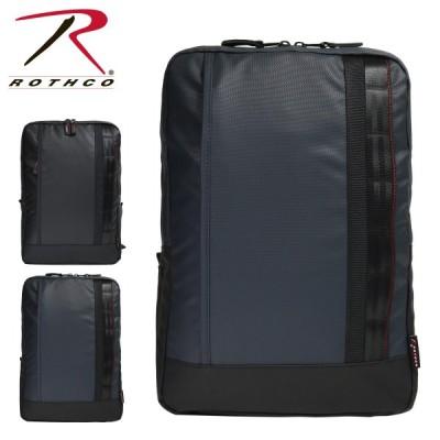 ロスコ ビジネスリュック B4 レッドライン メンズ 45007 ROTHCO   ビジネスバッグ 撥水 大容量