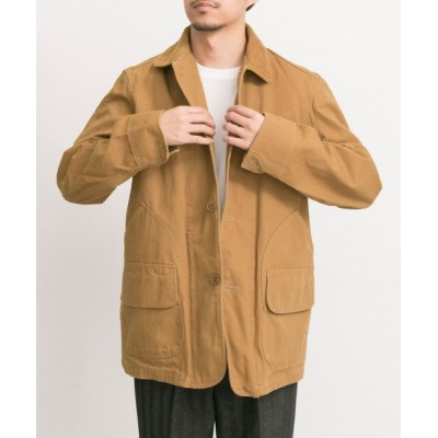 【アーバンリサーチ】 FREEMANS SPORTING CLUB US DUCK HUNTING JACKET メンズ BROWN 2 URBAN RESEARCH