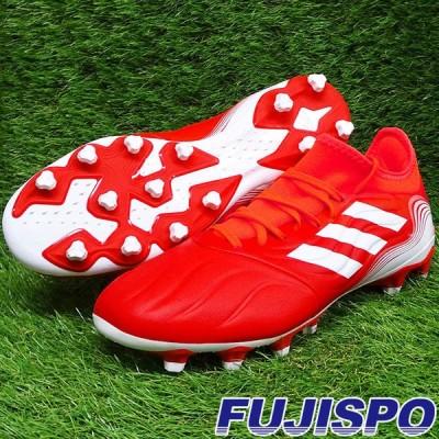 アディダス コパ センス.3 HG/AG adidas 【サッカー・フットサル】 シューズ サッカースパイク レッド×フットウェアホワイト×ソーラーレッド  (FY6190)