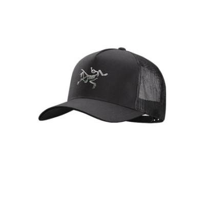 アークテリクス(ARC'TERYX)帽子 キャップ トレッキング 登山  ポリクロームバードトラッカー キャップ L07512200-Black