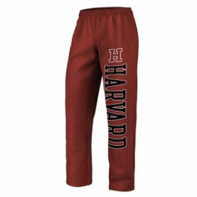 Fanatics Branded ファナティクス ブランド スポーツ用品  Fanatics Branded Harvard Crimson Crimson Sideblocker Fleece Pants