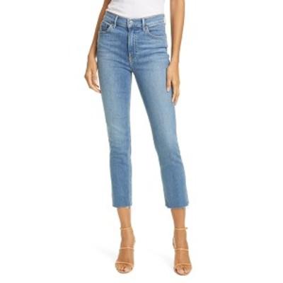 ガールフレンド レディース デニムパンツ ボトムス Reed High Waist Crop Skinny Jeans G1329
