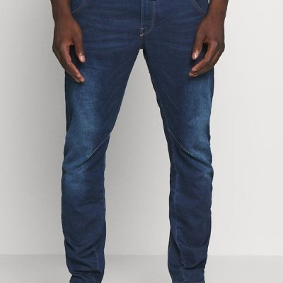 ジースター メンズ ジーンズ SPORT TAPERED - Jeans Tapered Fit - aged