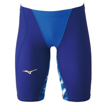 ミズノ 競泳水着 N2MB851227 サイズ男S ハーフスパッツ MX-SONIC G3 FINA承認