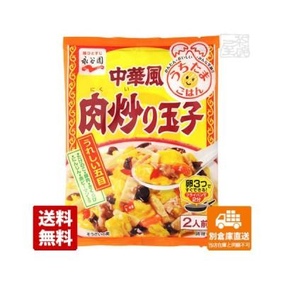 永谷園 中華風 肉炒り玉子 175g 10セット 送料無料 同梱不可 別倉庫直送