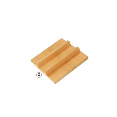 玉子焼用木蓋(サワラ材) 15cm用