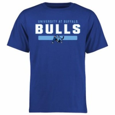 Fanatics Branded ファナティクス ブランド スポーツ用品  Buffalo Bulls Royal Team Strong T-Shirt