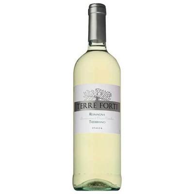 テッレ フォルティ ロマーニャ トレッビアーノ [瓶] 750ml [サントリー/イタリア/白ワイン/VTR17B]