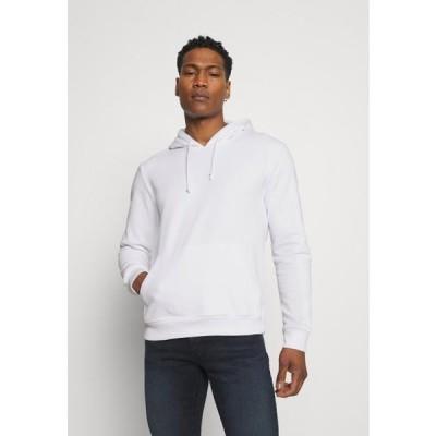 ブレイブソウル メンズ ファッション CLARENC - Sweatshirt - optic white