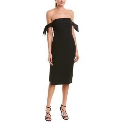 ミリー ワンピース トップス レディース Milly Brit Sheath Dress black