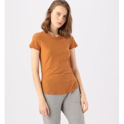 【トゥモローランド/TOMORROWLAND】 スラブジャージー クルーネック Tシャツ WUA3037