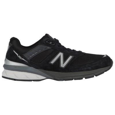 ニューバランス New Balance メンズ ランニング・ウォーキング シューズ・靴 990v5 Black/Silver