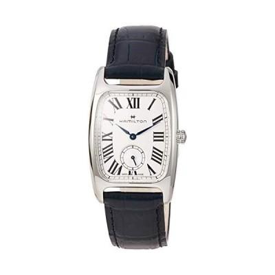 [ハミルトン] 腕時計 機械式自動巻 H13421611 正規輸入品 ブルー