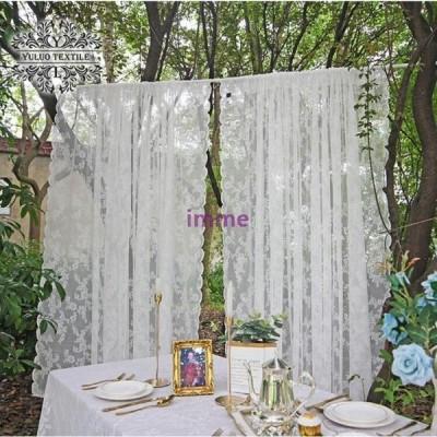 2枚セット レースカーテン 断熱 保温効果 フランス式 韓国風 アメリカ式 田園 白紗 カーテン 入り口のカーテン 寝室 おしゃれ