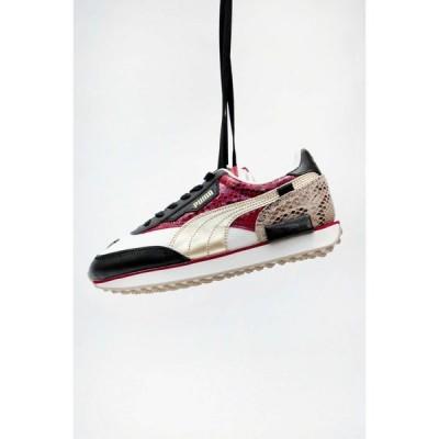 プーマ Puma レディース スニーカー シューズ・靴 Future Rider Wild Disco Sneaker Black
