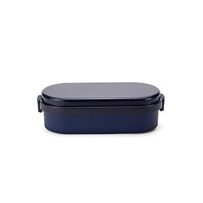 三好製作所 GEL-COOL ランチボックス 保冷剤一体型 ドームL ベリーブルー 0101-0173