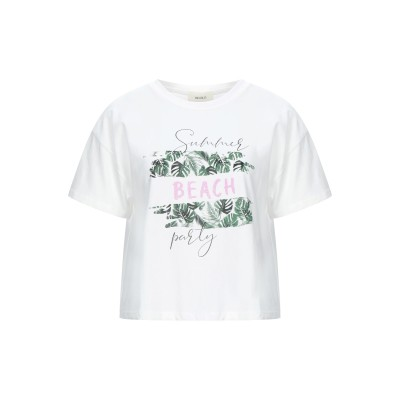VICOLO T シャツ ホワイト one size コットン 100% T シャツ