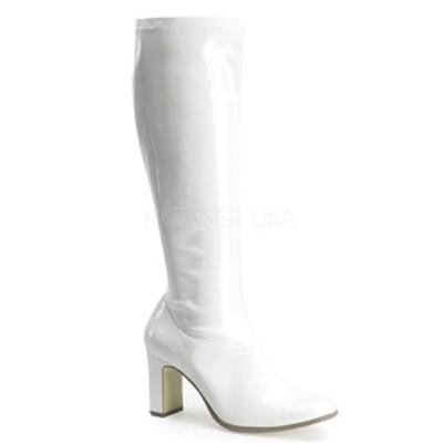 Funtasma KIKI-350 3 1/4inch Heel, Chunky Stretch Gogo Boot◆取り寄せ
