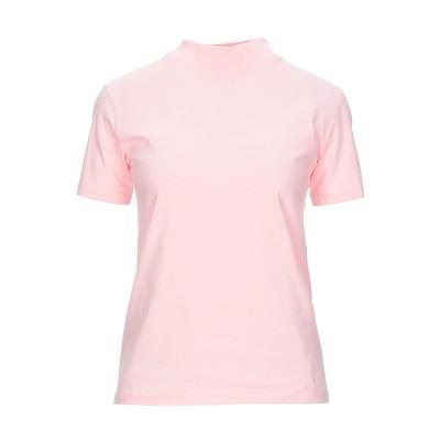 EMPATHIE T シャツ ピンク XS コットン 100% T シャツ