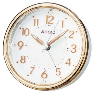 時計 セイコー SEIKO KR897B 目覚まし時計 スタンダード