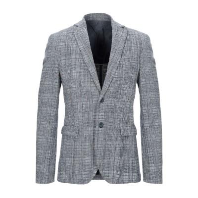 BICOLORE® テーラードジャケット ダークブルー 48 コットン 94% / ナイロン 6% テーラードジャケット