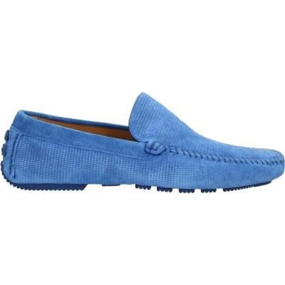 ハーモント アンド ブレイン HARMONT&BLAINE メンズ ローファー シューズ・靴 loafers Azure