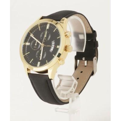 FRP / クロノグラフウオッチ MEN 時計 > 腕時計