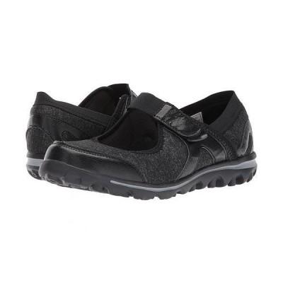 Prop?t プロペット レディース 女性用 シューズ 靴 フラット Onalee - Grey/Black