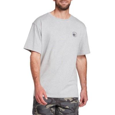 フィールドアンドストリーム Tシャツ トップス メンズ Field & Stream Men's Graphic T-Shirt LabBadgeMedHthrGrey