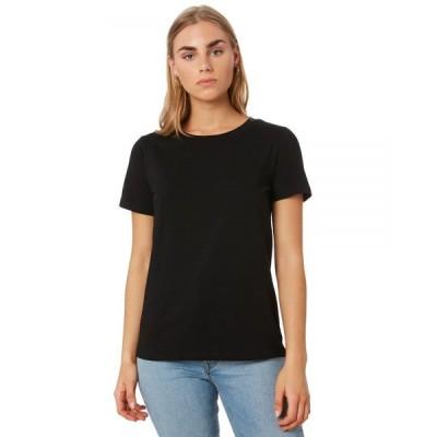 ベティベーシック Betty basics レディース Tシャツ トップス Cara Tee Black