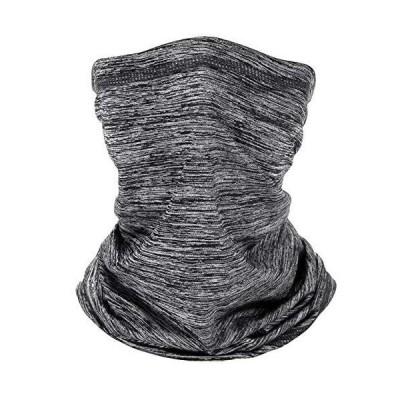 MengPa ネックゲイター バラクラバ バンダナ ヘッドウェア アイスシルク フェイスカバー ヘッドバンド レディース メンズ US サイズ: On