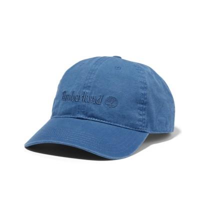 Timberland / クーパー ヒル コットン キャンバス ベースボール キャップ MEN 帽子 > キャップ