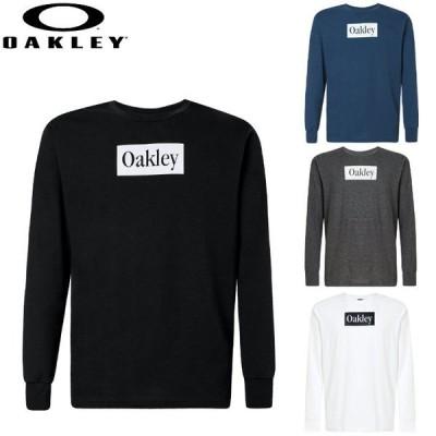 オークリー 長袖Tシャツ Enhance QDC LS Tee 10.7 メンズ ロンT 長袖 ロングスリーブシャツ トップス シャツ Tシャツ カジュアル トレーニング OAKLEY FOA401654