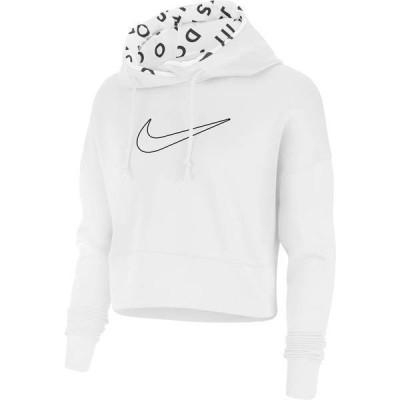 ナイキ レディース パーカー・スウェット アウター Nike Women's Therma Cropped Pullover Hoodie