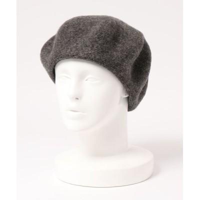 MELROSE claire / ベレー帽 WOMEN 帽子 > ハンチング/ベレー帽