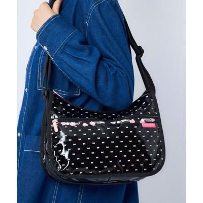 LeSportsac / 【Hello Kitty × LeSportsac】CLASSIC HOBO ハローキティ パーフ ノワール WOMEN バッグ > ショルダーバッグ