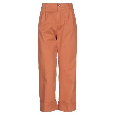 ベルウィッチ BERWICH パンツ 赤茶色 38 コットン 98% / ポリウレタン 2% パンツ