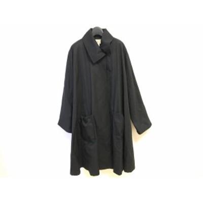 ハナエモリ HANAE MORI コート レディース - 黒 長袖/春【中古】20210128