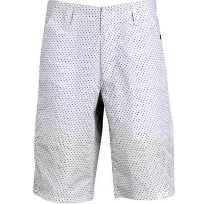 トライアンビアー Triumvir メンズ ショートパンツ ボトムス・パンツ Polka Dot Shorts white