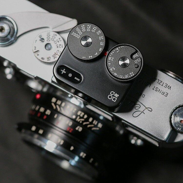 [享樂攝影]台灣獨家代理版 DOOMO METER D 測光表 老相機/底片相機必備! 攝影棚 測光參考福倫達VC meter Leica